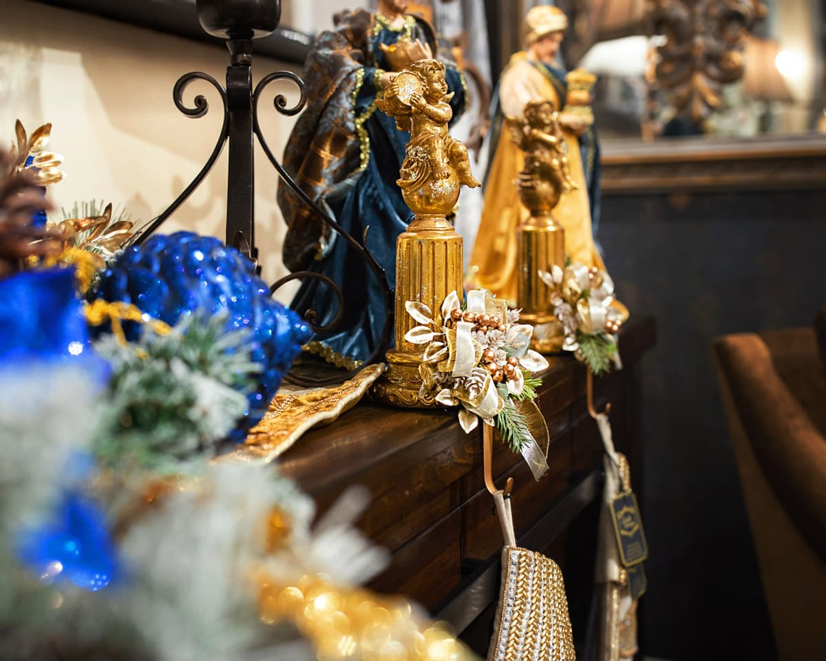 Luxury Christmas and Holiday Decor