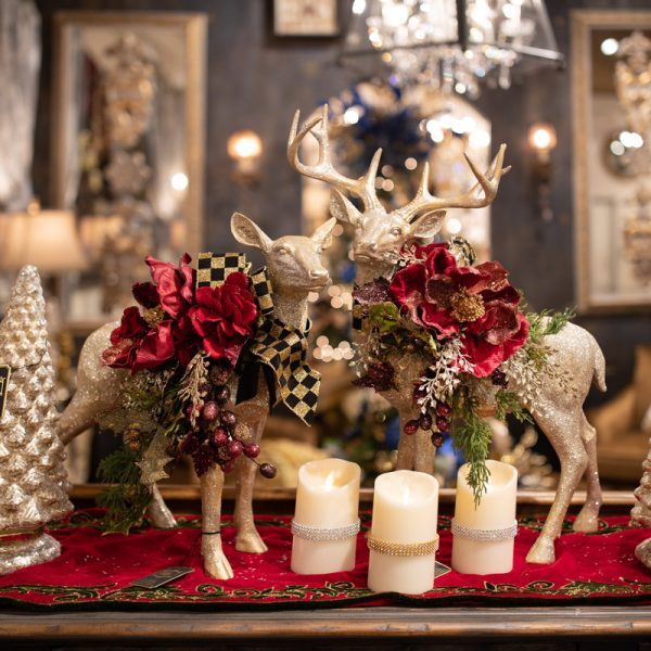 Christmas Home Decor.The Largest Selection Of Christmas Decorations In Chicago