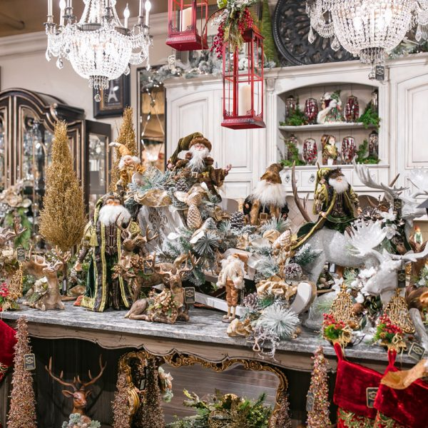 Luxury Christmas Home Decor