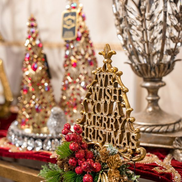 , Custom Christmas Arrangements & Decor