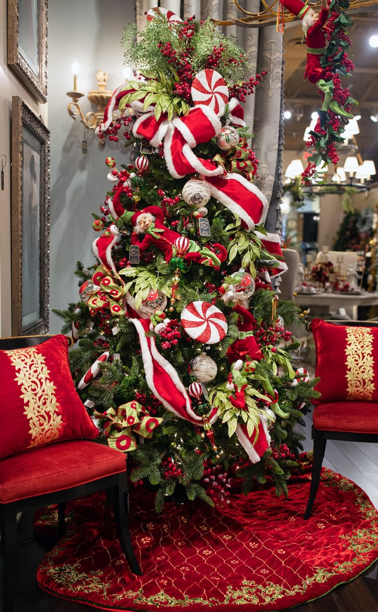 , Festive Holiday and Christmas Decor