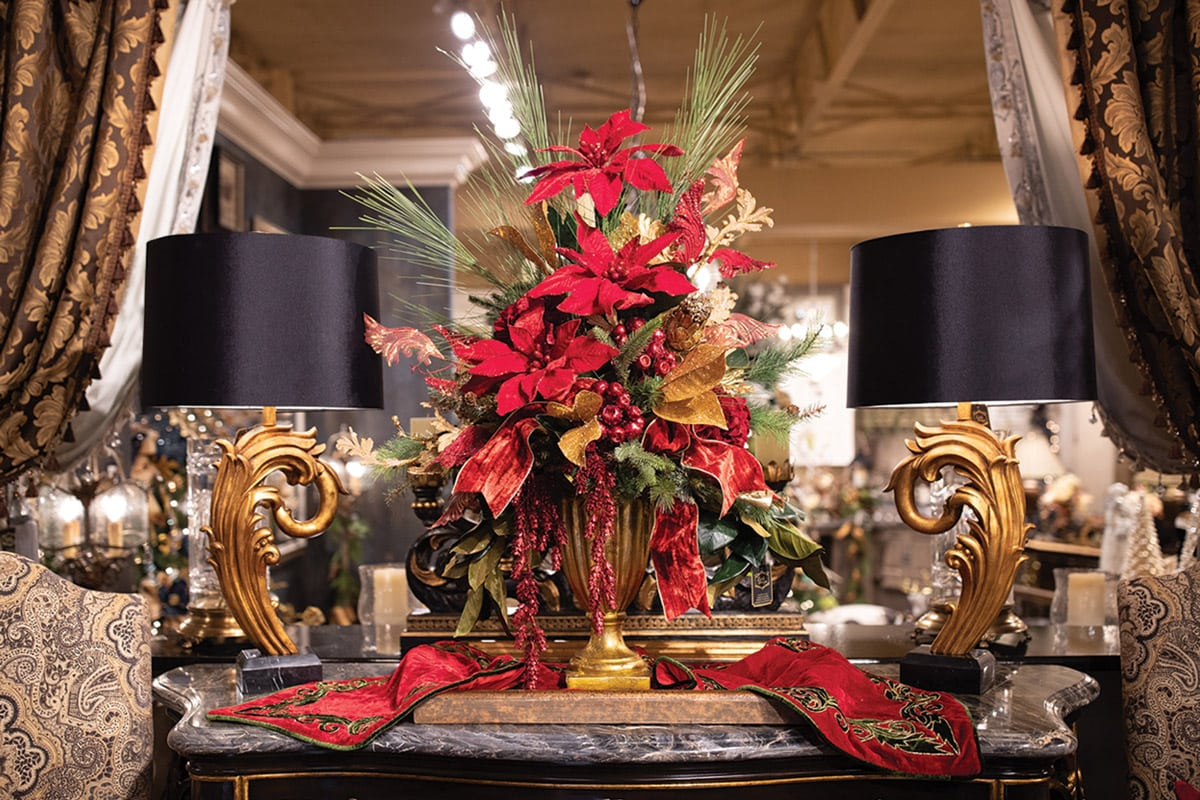 Classic Holiday Home Decor - Linly Designs