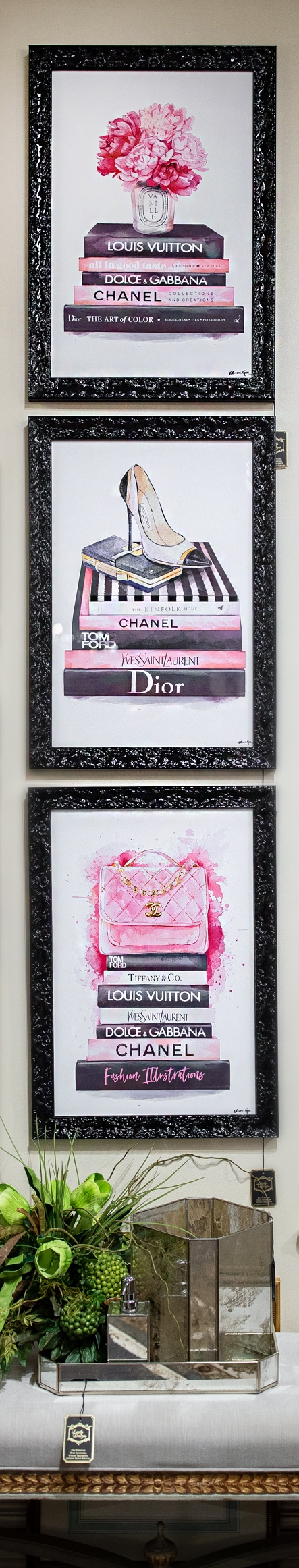 , Luxury Fashion Artwork
