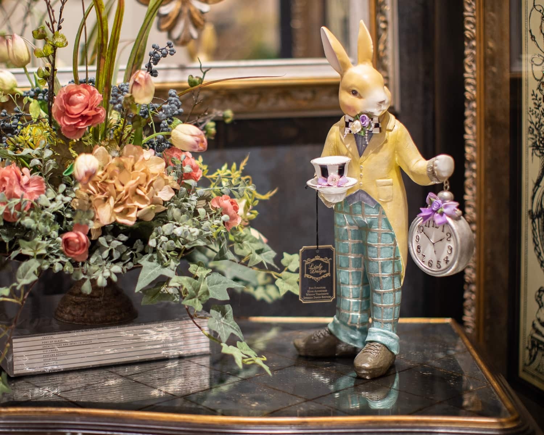 "Tea Time Rabbit 14"""