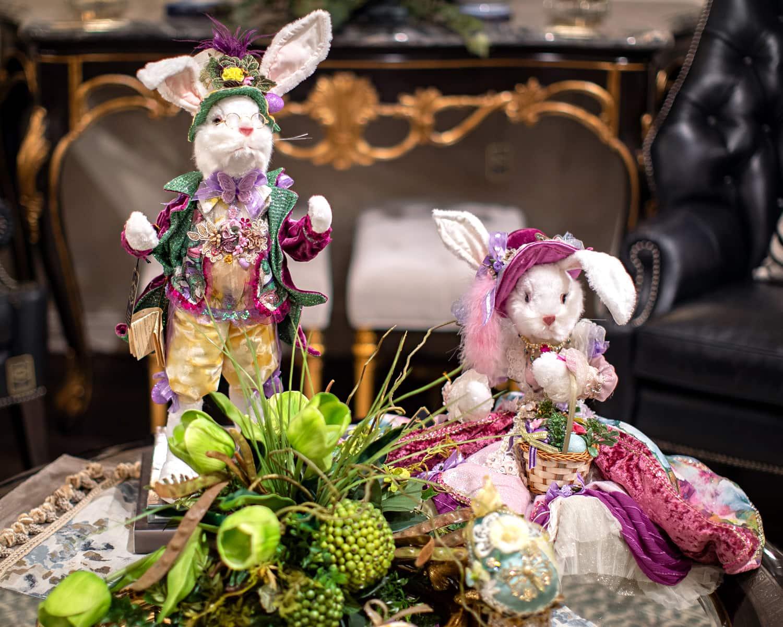 Mr. & Mrs. Peter Rabbit