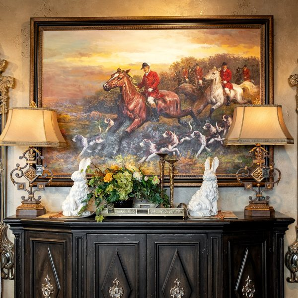 , The Key to Decorating with Wall Art