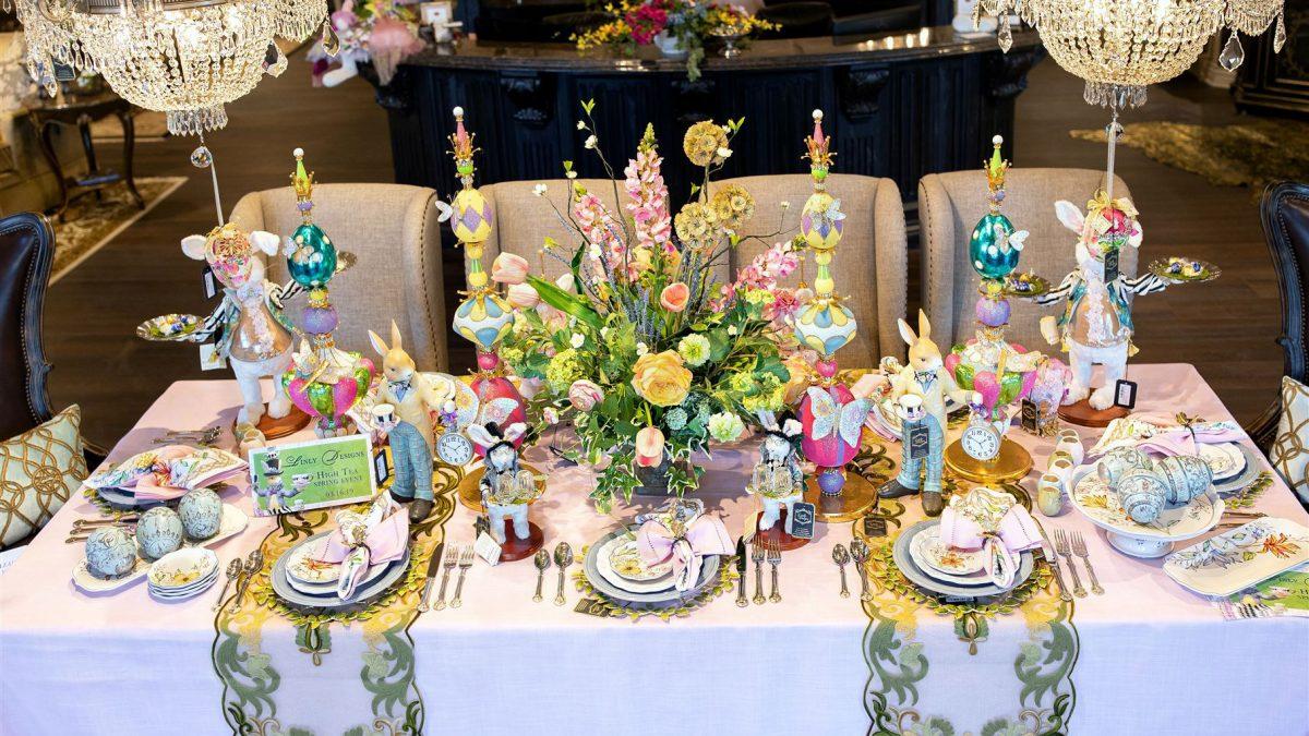 , High Tea Spring Reveal