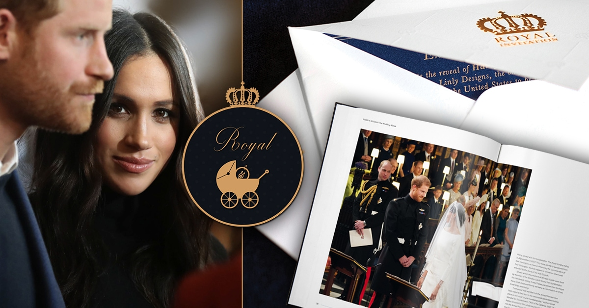 , Harry & Meghan – Our Royal Baby