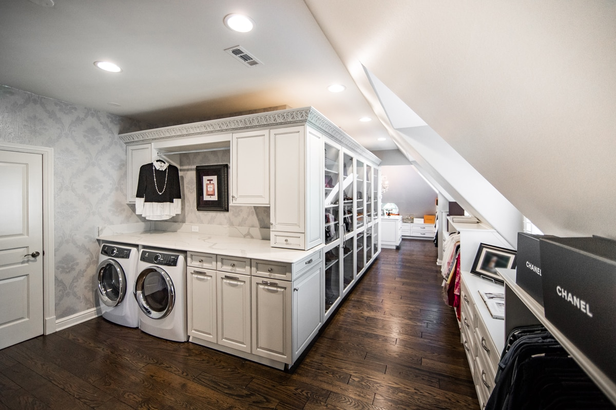 Get Inspired With Our Master Closet Ideas From Ideas To