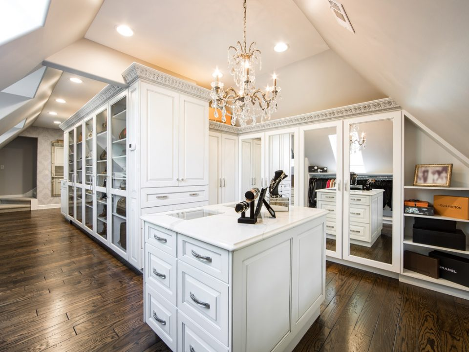 Master Closet Remodeling Ideas
