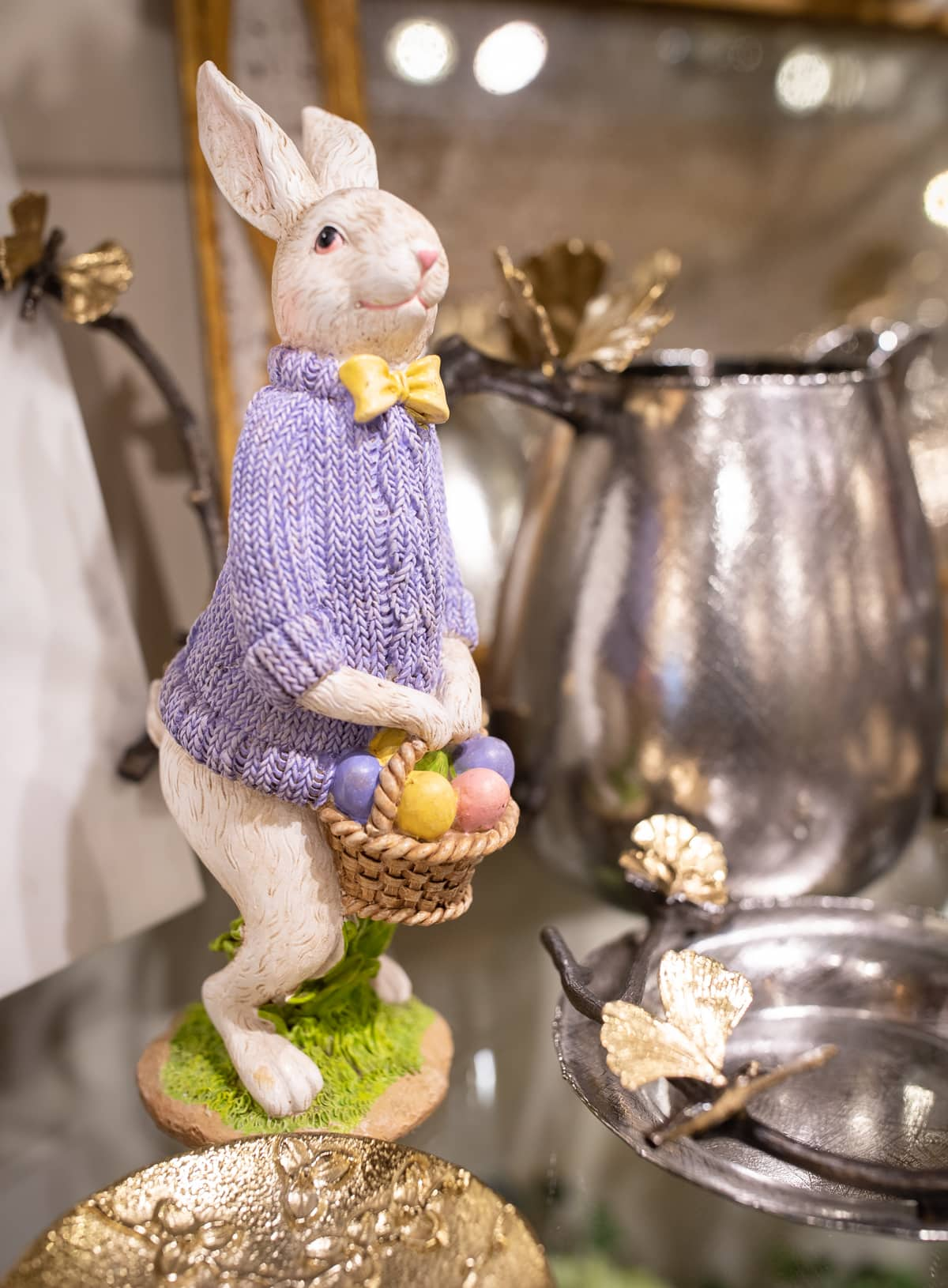 , Spring Bunny Decor