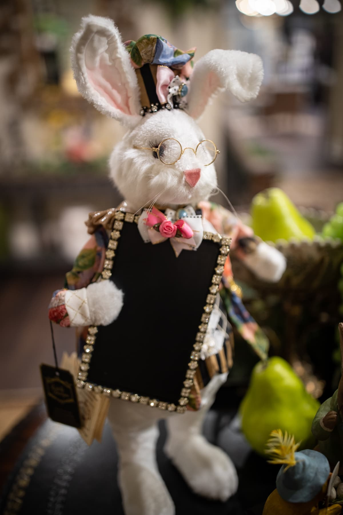 , Spring Bunny Decor