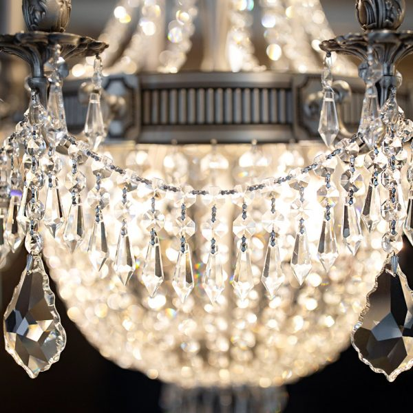 Elegant Crystal Luxury Chandelier