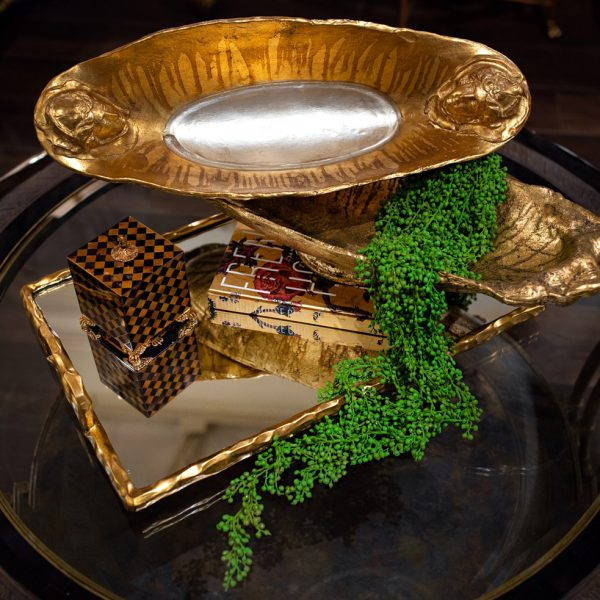 Luxury Gold Home Accents