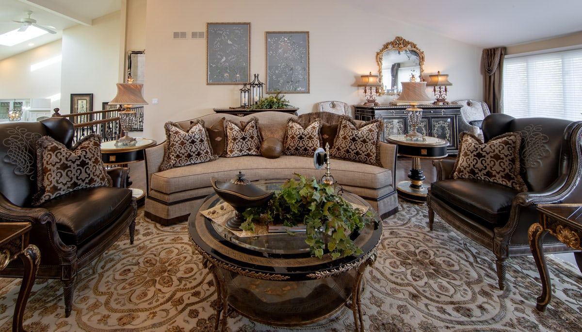 , 4 Ways to Create a Luxurious Living Room