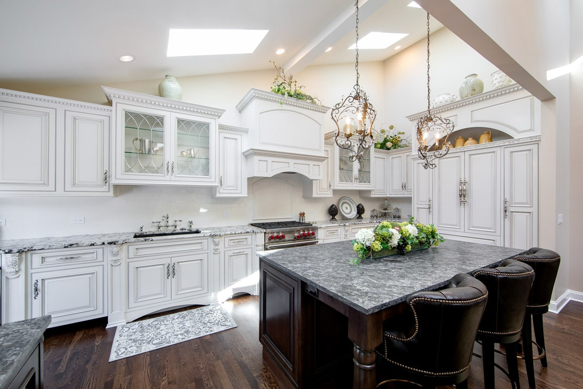 Traditional Kitchen Remodeling and Design Ideas - Linly Designs
