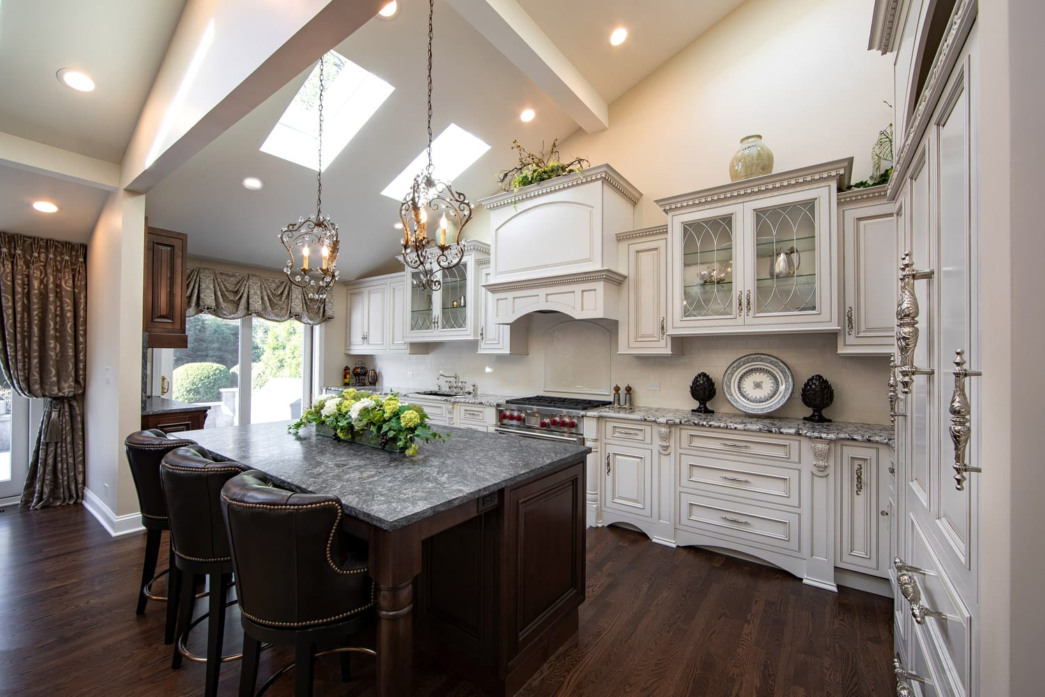 Traditional Kitchen Remodeling and Design Ideas - Linly ...