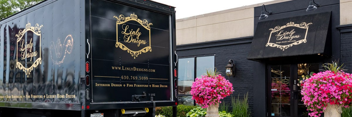 Linly Designs Luxury Interior Design Trade Program Showroom
