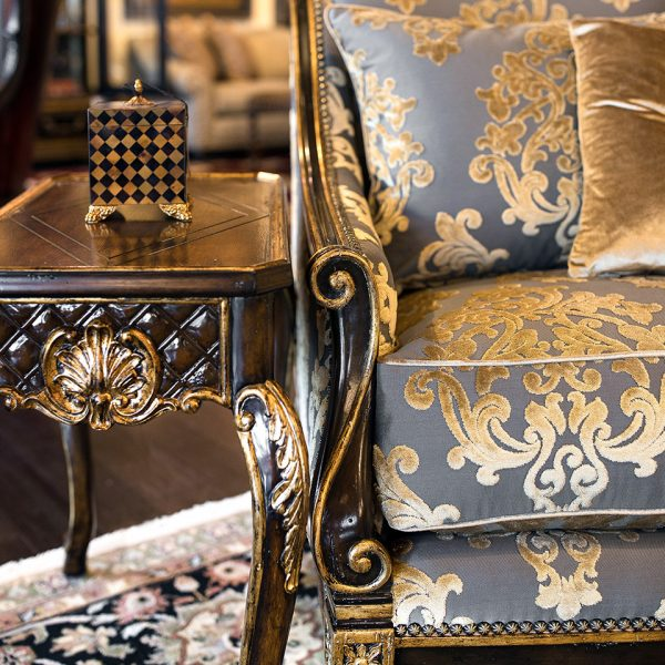 Exclusive Marge Carson Furniture Designer Program
