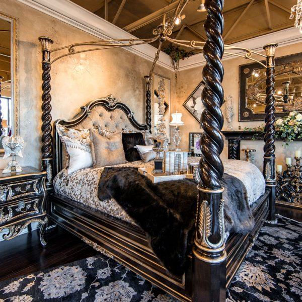Marge Carson Luxury Bedroom Furniture