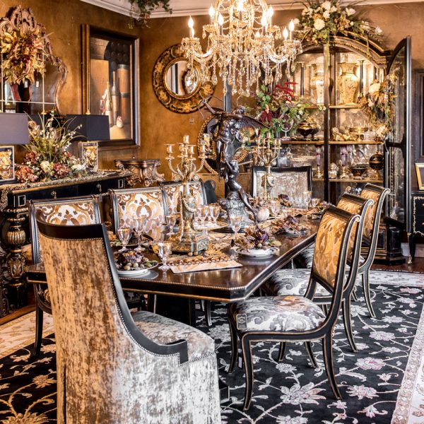 Marge Carson Luxury Dining Room Furniture