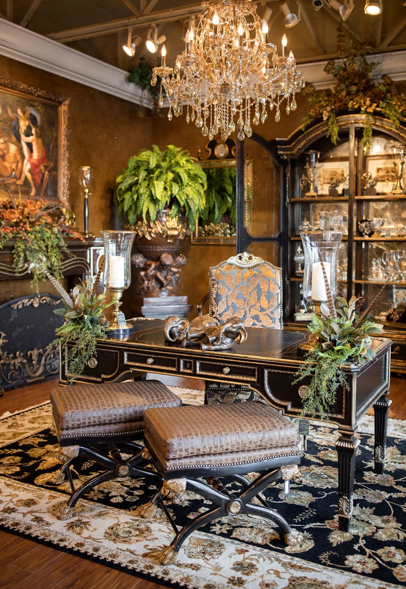 Marge Carson Luxury Office Furniture
