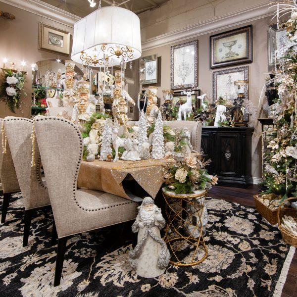 Christmas Nutcracker Themed Decorations