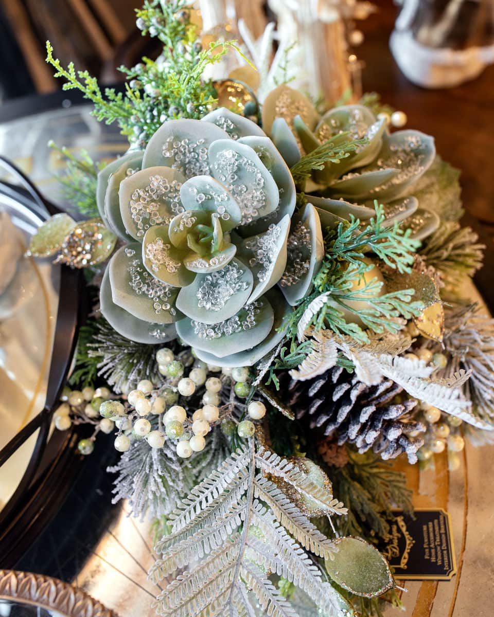 Handcrafted Holiday Floral Arrangements