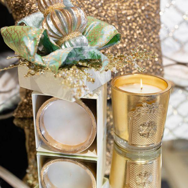 Luxury Christmas Gift Candles