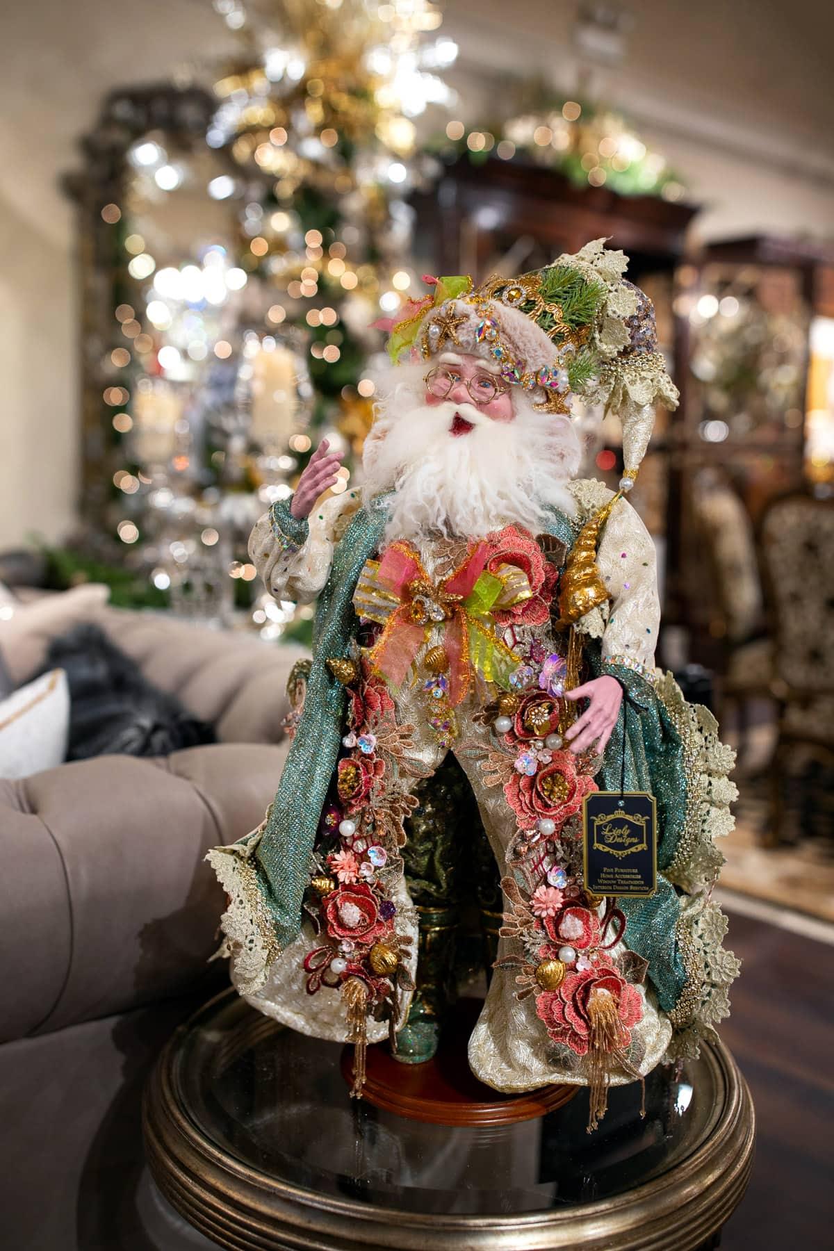 Mark Roberts Christmas Santa
