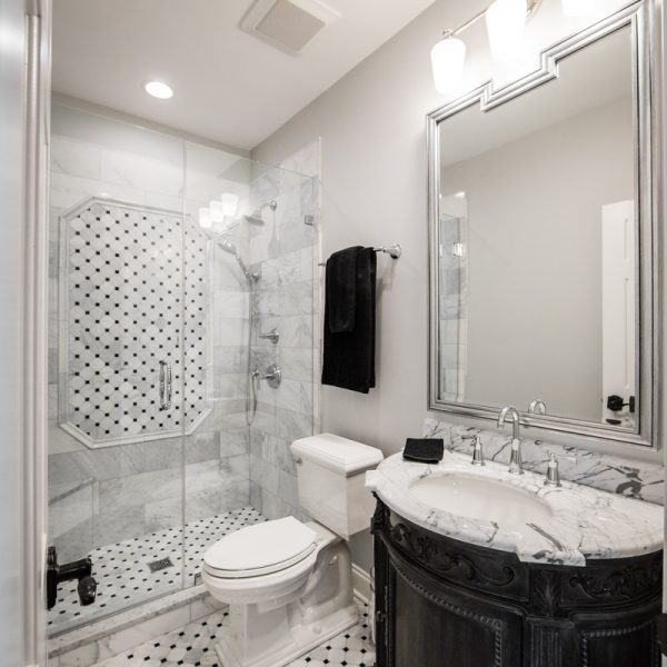 Custom Bathroom Home Remodeling