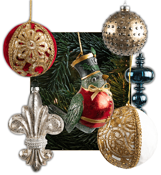 Luxury Ornaments