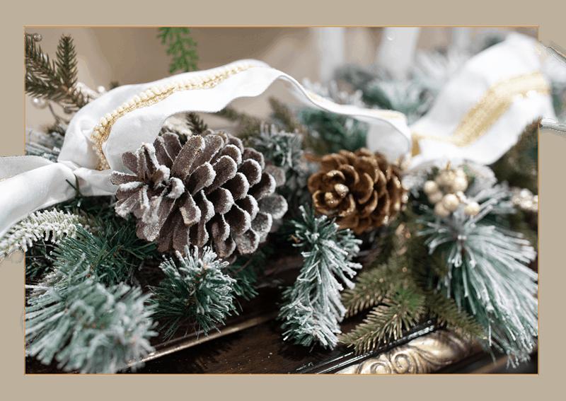 Custom Christmas Garland