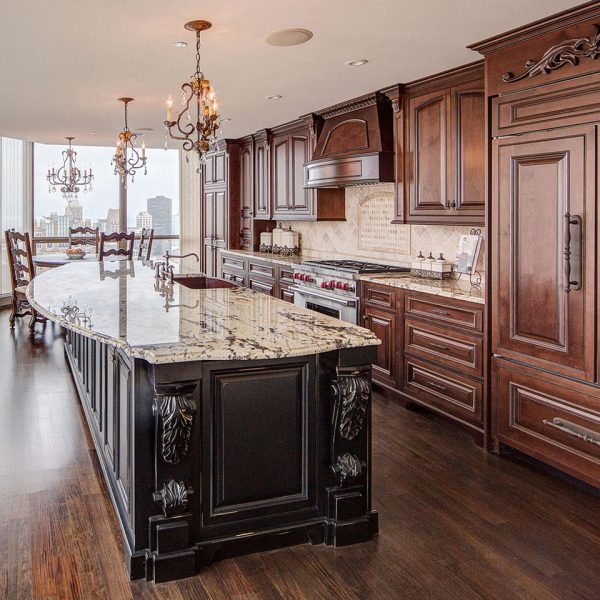 Chicago Luxury Custom Kitchen Remodeling