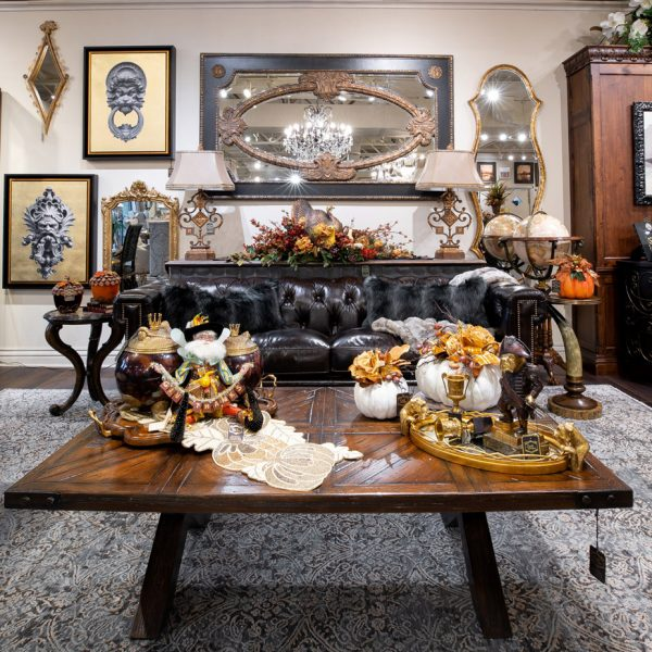 Fall Decorated Living Room Luxury Seasonal Home Decor and Designer Decorations