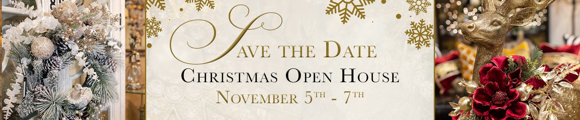 Linly Designs Christmas Open House