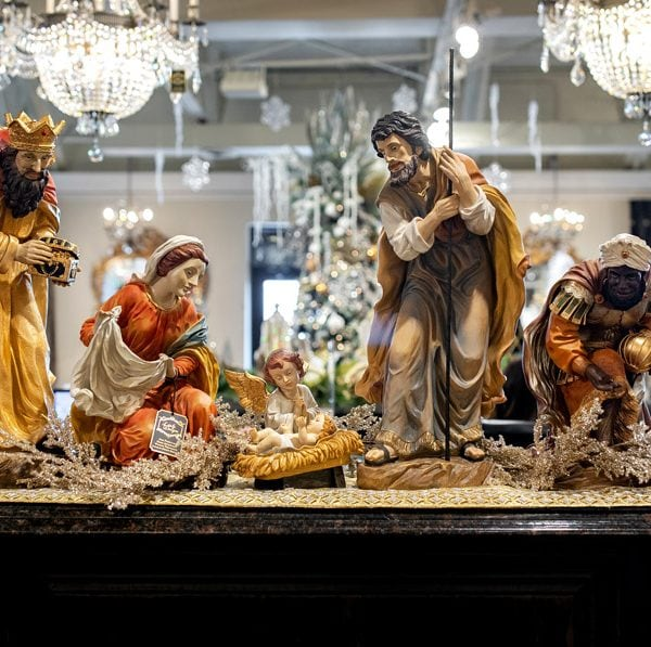 Christmas Nativity Set Luxury Holiday Decor Ideas