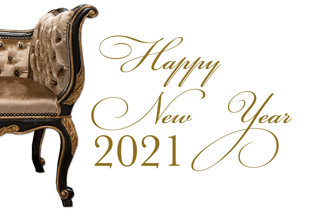 Happy New Years from Linly Designs Chicago land Luxury Interior Design Firm