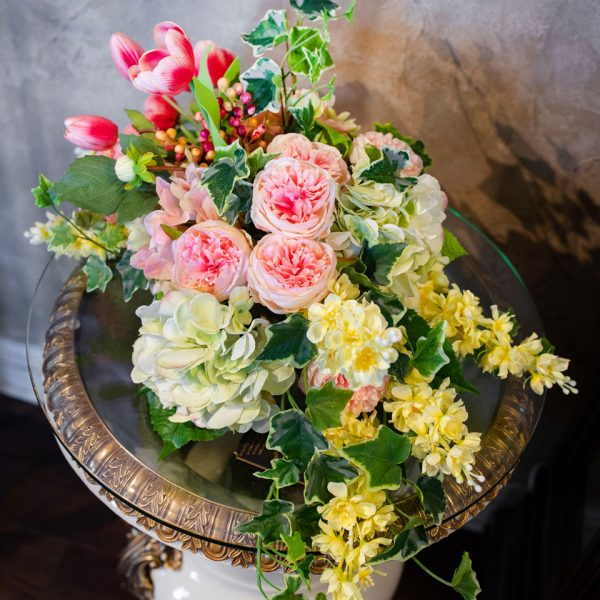 Custom-Spring-Silk-Flower-Arrangement